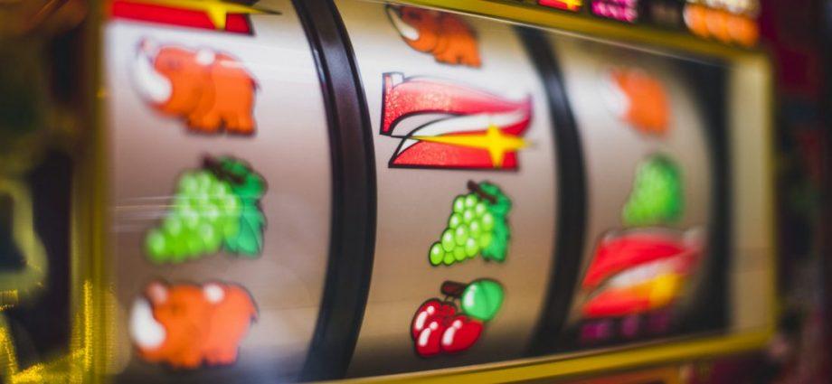 Bonus slot machine